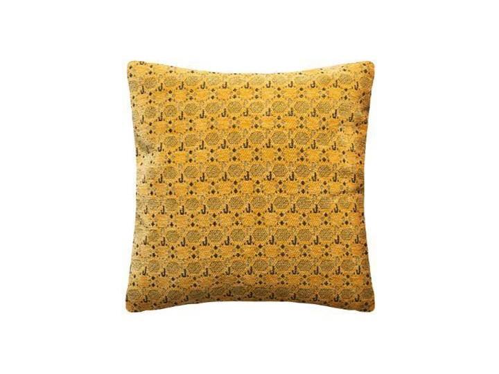 Poszewka na poduszkę dwustronna, 40 x 40 cm, ochra Poszewka dekoracyjna 40x40 cm Kategoria Poduszki i poszewki dekoracyjne Kwadratowe Kolor Żółty
