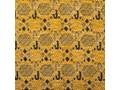 Poszewka na poduszkę dwustronna, 40 x 40 cm, ochra Kwadratowe Kategoria Poduszki i poszewki dekoracyjne Poszewka dekoracyjna 40x40 cm Kolor Żółty