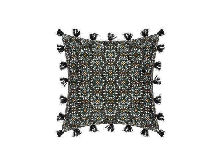 Poszewka na poduszkę z frędzlami, 40 x 40 cm Poszewka dekoracyjna Kwadratowe 40x40 cm Kategoria Poduszki i poszewki dekoracyjne