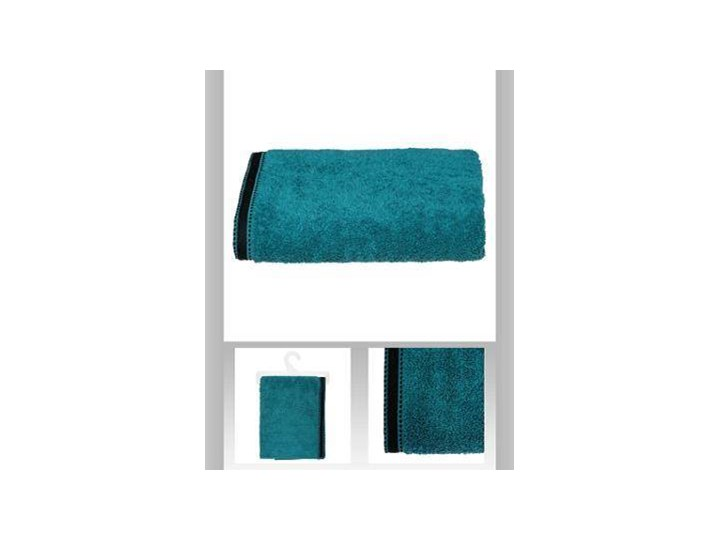 Ręcznik kąpielowy JOIA, 70 x 130 cm, bawełna, morski 70x130 cm Kategoria Ręczniki Kolor Turkusowy