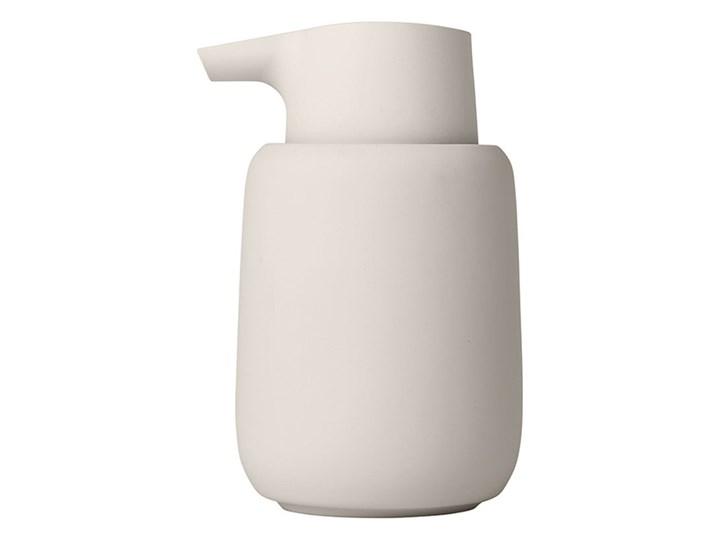 Kremowobiały dozownik do mydła Blomus , 250 ml Dozowniki Kolor Beżowy Kategoria Mydelniczki i dozowniki
