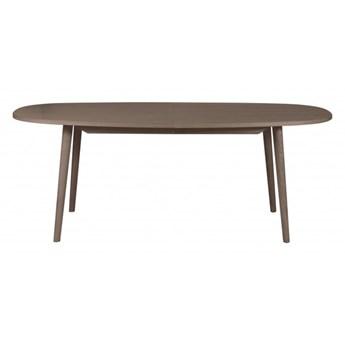 Stół Pure Dark dębowy rozkładany 200-290 cm drewno