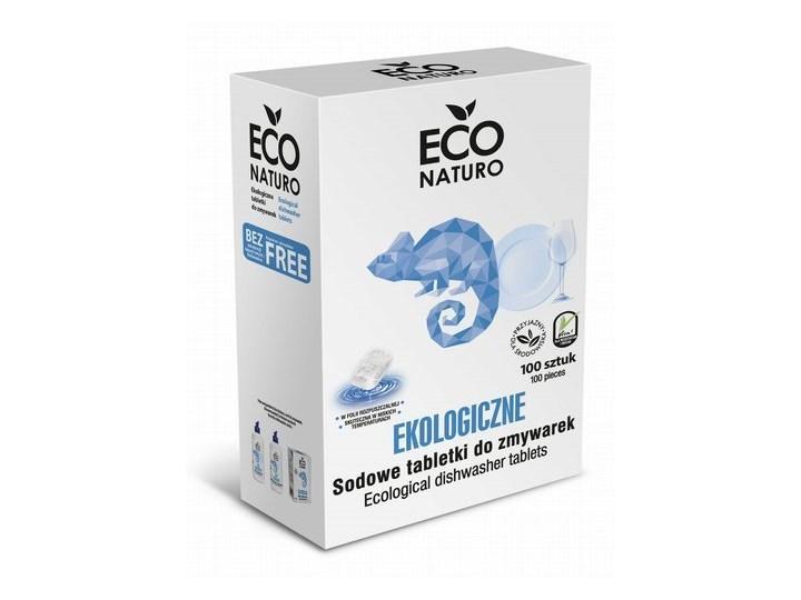 ECO NATURO BIO tabletki do zmywarek 100szt
