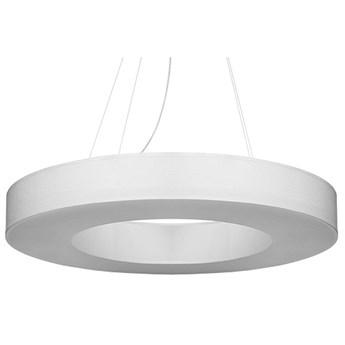 Biały minimalistyczny żyrandol nad stół - EX695-Saturni