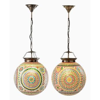 Lampa wisząca Eki Mozaika Mix Zestaw 2