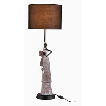 Lampa stojąca Afrykańska Kobieta Etno