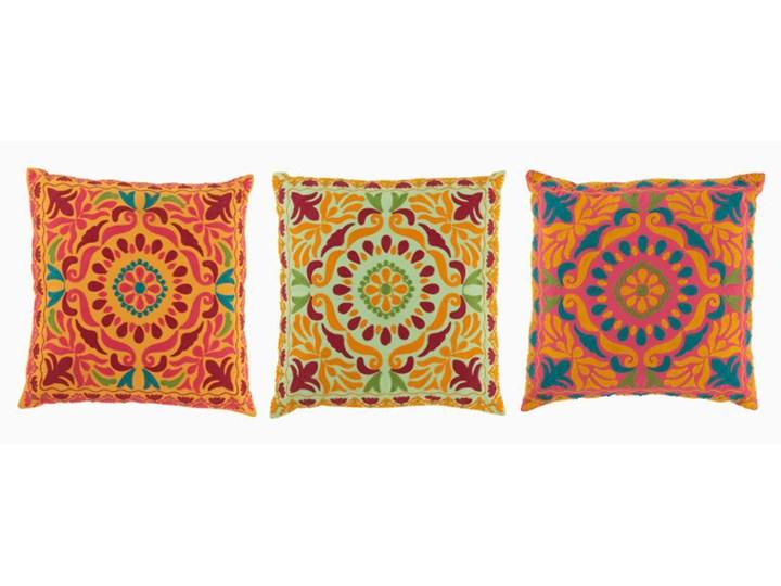 Poduszka Orientalny wzór haft Zestaw 3