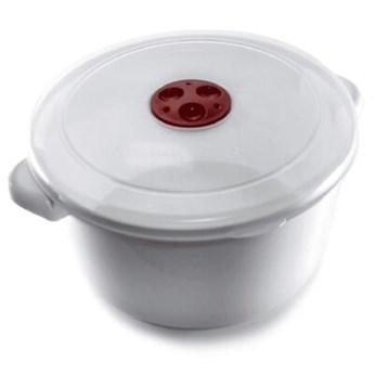 Pojemnik plastikowy EXPRESS Smart 2 L Biały