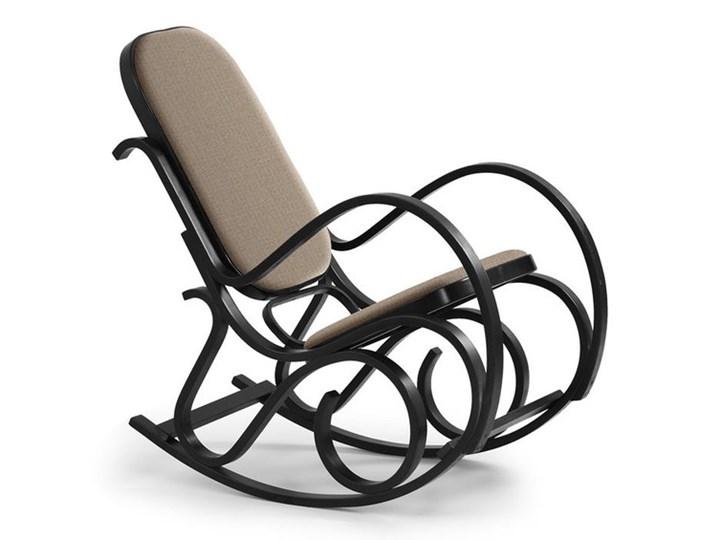 Fotel bujany  Max Bis Plus Wenge Wenge Pomieszczenie Salon Tkanina Drewno Kategoria Fotele do salonu