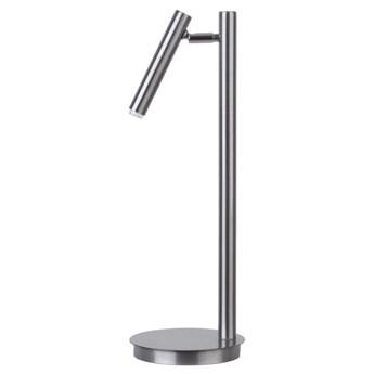 Srebrna lampka biurkowa Togi