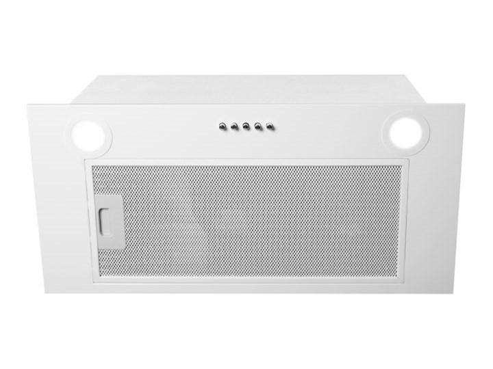 Okap podszafkowy Aris Eco White 59,5 cm Okap do zabudowy Kolor Biały