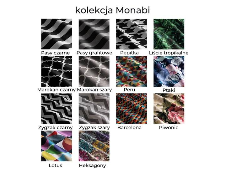 Ławka tapicerowana Modello Pikowana Materiał obicia Tkanina