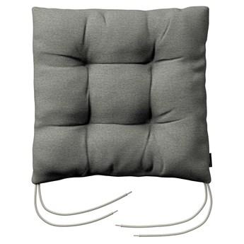 Siedzisko Jacek na krzesło, szary, 38 × 38 × 8 cm, Etna