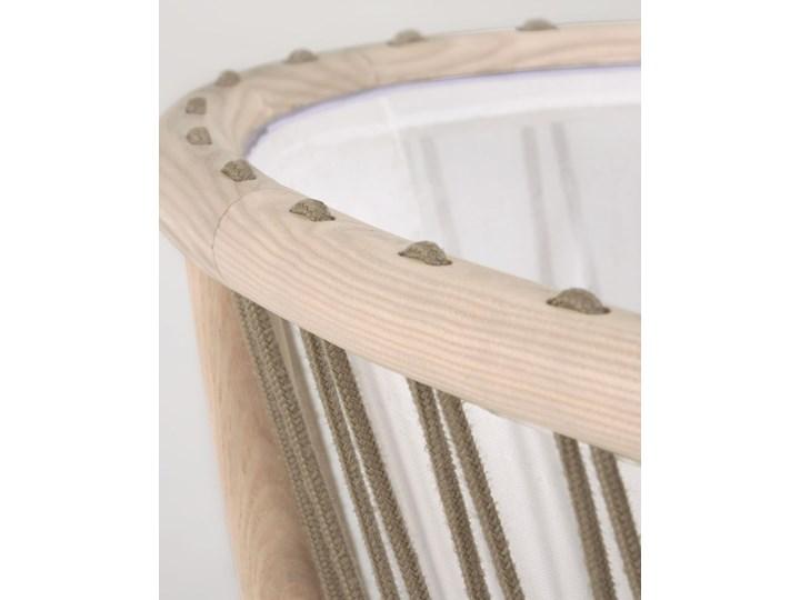 Kosz Mojżesza dla niemowląt Leonela 97x62 cm naturalny Kosze Mojżesza Płyta MDF Drewno Kategoria Kolor Beżowy