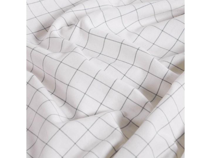 Pościel Alay 60x120 cm biało-szara Bawełna Rozmiar poduszki 30x60 cm Komplet pościeli Kategoria Komplety pościeli