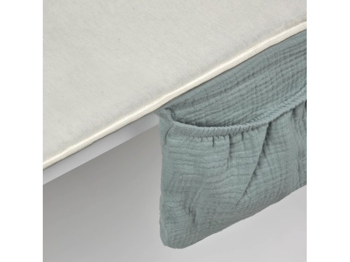 Przewijak podróżny Jeila 27x20 cm turkusowy Kategoria Przewijaki