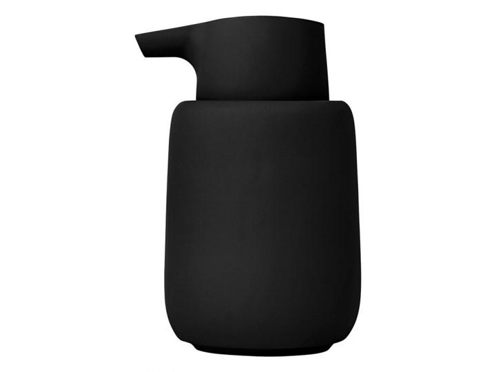 Dozownik do mydła Sono czarny kod: B66274 Dozowniki Kategoria Mydelniczki i dozowniki