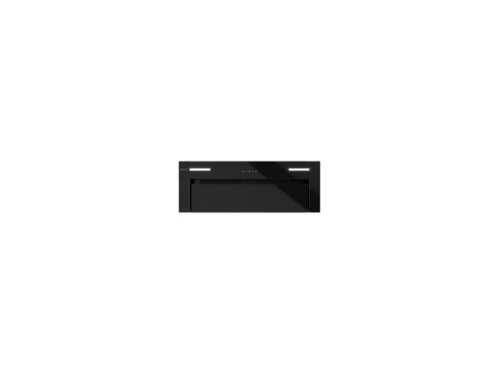 Okap do zabudowy GLOBALO Gingero 80.1 Black Sterowanie Elektroniczne