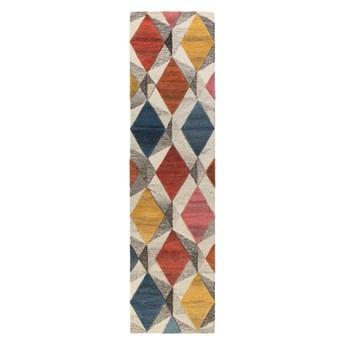 Wełniany chodnik Flair Rugs Yara, 60x230 cm