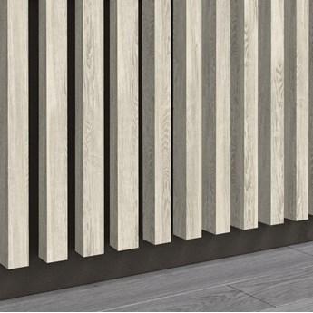 Lamele Premium 3D - Panele ozdobne - 240 cm - uniwersalny  - LM011 - Wiąz Perłowy