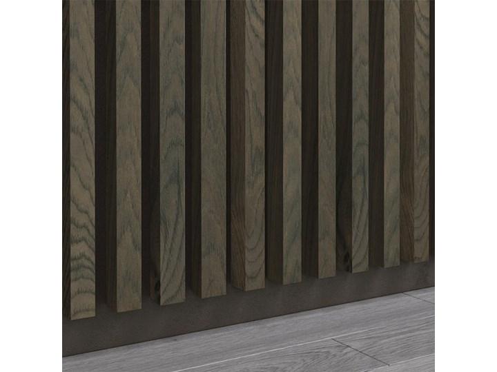 Dąb Kanadyjski - Lamele Premium 3D - Panele ozdobne ścienne akustyczne pionowe - uniwersalny - LM01 ...