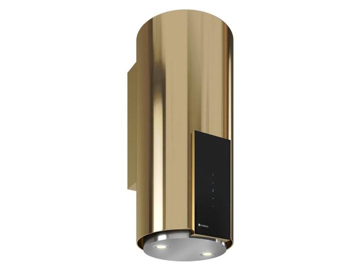 Okap kuchenny Roxano 39.1 Light Gold Okap przyścienny Poziom hałasu 49 dB Poziom hałasu 68 dB