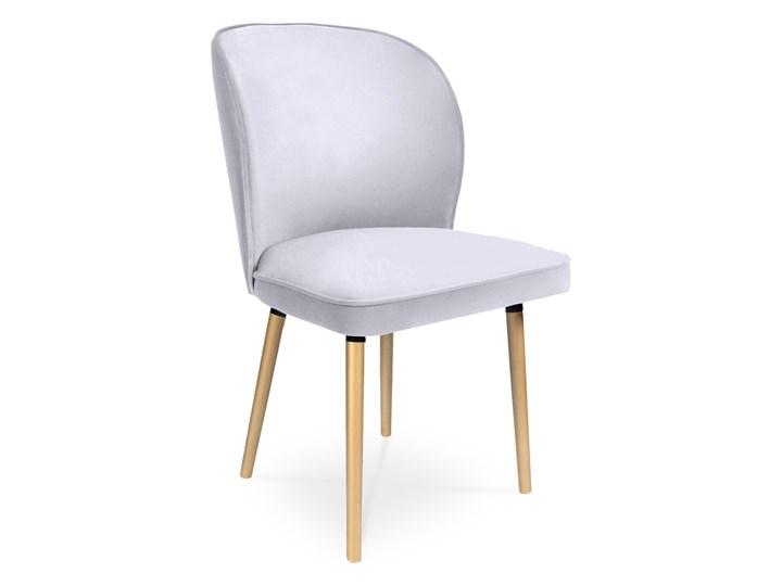 Bettso Krzesło RINO jasny szary / PA05 Wysokość 87 cm Drewno Szerokość 54 cm Wysokość 46 cm Tapicerowane Styl Nowoczesny Tkanina Głębokość 47 cm Szerokość 87 cm Głębokość 60 cm Kategoria Krzesła kuchenne