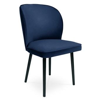 Bettso Krzesło RINO granatowy / KR09