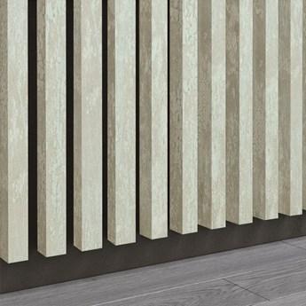 Lamele Premium 3D - Panele ozdobne - 240 cm - uniwersalny  - LM013 - Pustynny Beż