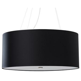 Czarny okrągły żyrandol nad stół 60 cm - EX690-Otti