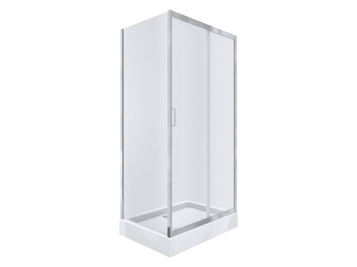 Kabi Kabina prysznicowa Ideal 100x70 prostokątna z niskim brodzikiem