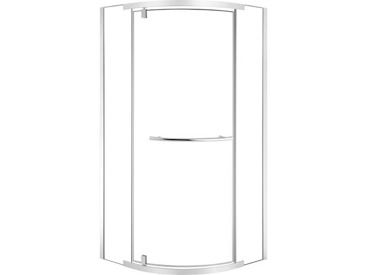 BALIV Kabina prysznicowa Rosa 2 DUK-4831 90 cm bez brodzika