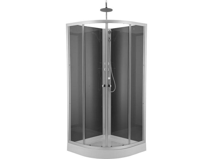 Kabina prysznicowa Orakai z brodzikiem i hydromasażem, 90 x 90 x 233 cm