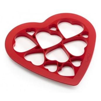 Lekue Puzzle Heart forma do wykrawania ciastek