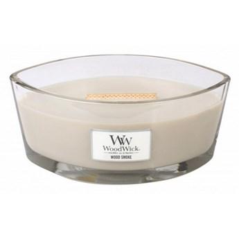 Świeczka elipsa WoodWick Wood Smoke Elipsa 453,6g
