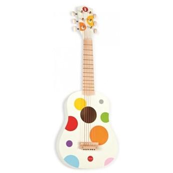 Nauka przez zabawę Janod Gitara duża Confetti J07598