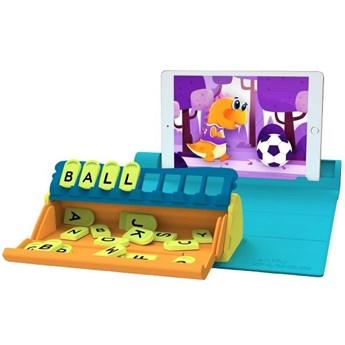 Zabawka edukacyjna zabawka interaktywna Shifu Plugo Letters - zestaw klocków z grami AR do nauki języków
