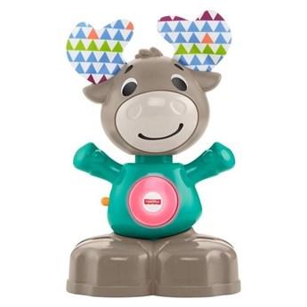 Zabawka edukacyjna zabawka interaktywna Fisher Price Linkimals Interaktywny Łoś