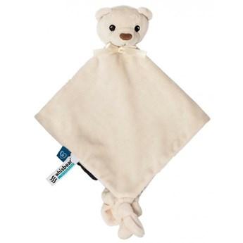 Przytulanka Whisbear DouDou Kocyk Przytulanka Miś biały