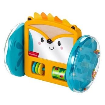 Zabawka edukacyjna zabawka interaktywna Fisher Price Kolorowe zwierzątko Jeż