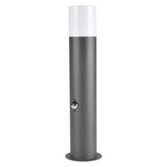 Lampa zewnętrzna z czujnikiem DALLAS 1xE27/12W/230V IP44