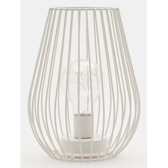 Sinsay - Lampka - Biały