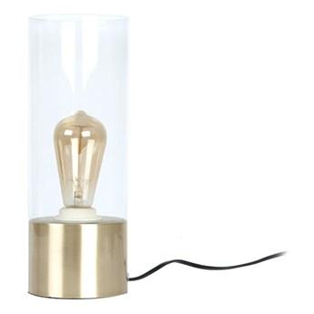 Lampa stołowa z podstawą w kolorze złota Leitmotiv Lax