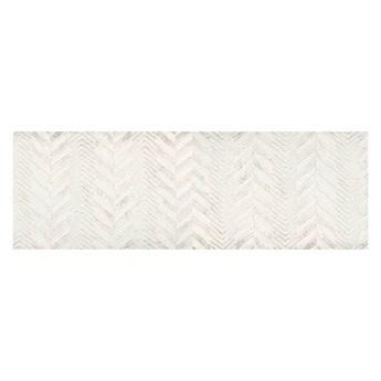 Glazura Venezia 30 x 90 cm zygzak biała 1,08 m2