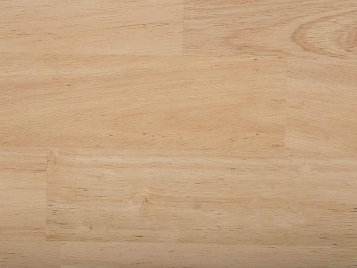 Stół do jadalni szary jasne drewno 60/92 x 92 cm rozkładany okrągły 4 miejsca skandynawski Pomieszczenie Stoły do jadalni Szerokość 60 cm Pomieszczenie Stoły do kuchni