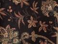 BELIANI Poduszka dekoracyjna w kwiaty 45 x 45 cm wielokolorowa KARUR Bawełna 45x45 cm Kolor Wielokolorowy Poliester Pomieszczenie Salon