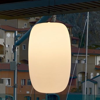 Lampa wisząca pandora do ogrodu
