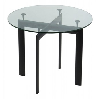 Lysa szklany stół do salonu