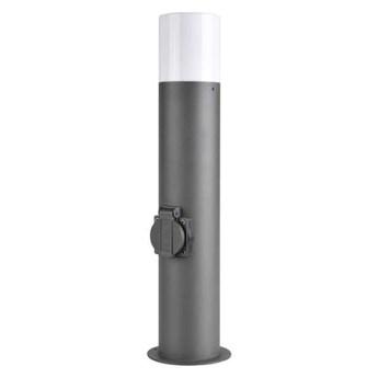 Lampa zewnętrzna z gniazdem elektrycznym DALLAS 1xE27/12W/230V IP44