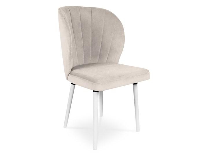 Bettso Krzesło tapicerowane SANTI velvet beżowy / PA02 Szerokość 51,5 cm Głębokość 56 cm Szerokość 87 cm Drewno Tkanina Wysokość 87 cm Metal Głębokość 45 cm Szerokość 58 cm Wysokość 47 cm Głębokość 48 cm Wysokość 86 cm Styl Nowoczesny